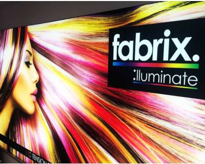 Backlit Fabric Printing