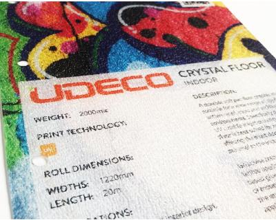 Crystal Floor G-Floor Graphics