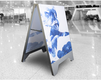 Fabric SEG A Frame Board