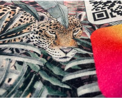 Velvet Shine Custom Interior Textile and Fabric Printing
