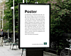 Waterproof Outdoor Poster Printing