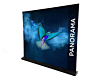 Panorama Super Wide Roller Banner