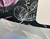 Poly Crepe De Chine Silk Look Custom Print Fashion Fabrics & Textiles