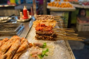 How to Market a Christmas Street Food Stall
