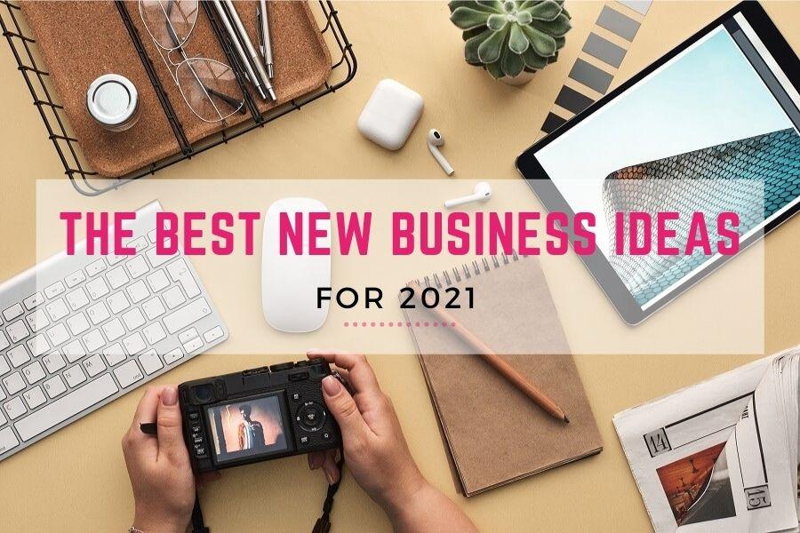 Best new business ideas