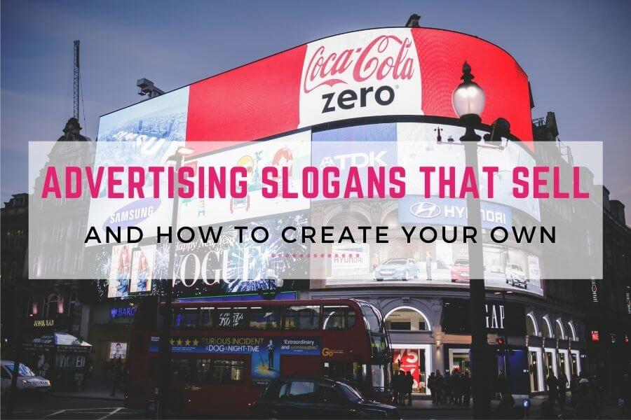 Advertising slogans that sell